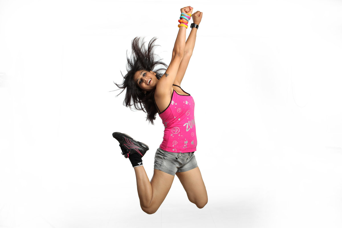 Vijaya T. -  Zumba Fitness With Vijaya....Its Fun, Its Fitness Its Zumba! (Hyderabad)   - Meetup
