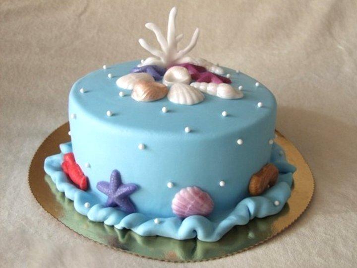 Заказать торт на день рождения в Киеве. Вкусные торты для любого праздника.