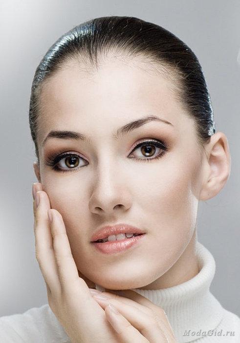 Макияж: Деловой макияж