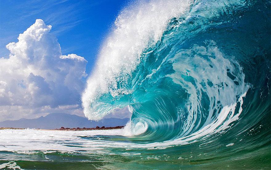 Смотреть красоту океана картинки