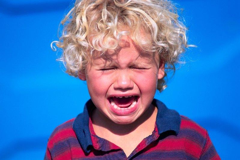 Дети эмоции