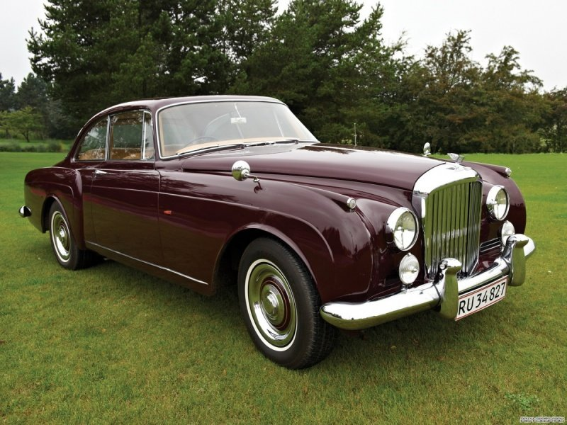 Bentley S2 Continental Coupe by Mulliner