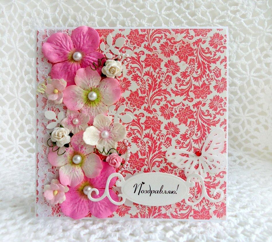 Как сделать открытки скрапбукингом, открыток для