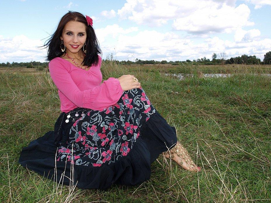 краснодарские цыганские девчата фото