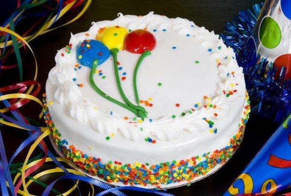 Торты рецепты с фото для детей на день рождения