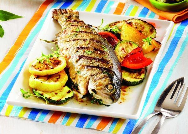 рецепт блюд из рыбы с фото и видео