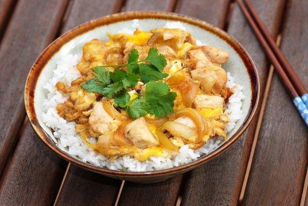 Омлет рисом рецепт фото