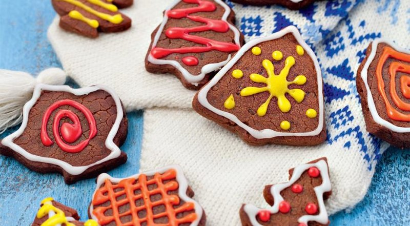 Имбирное печенье пошаговый рецепт с фото