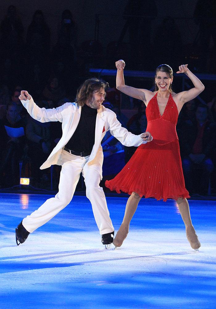 Гала-концерт олимпийских чемпионов 2014 по фигурному катанию