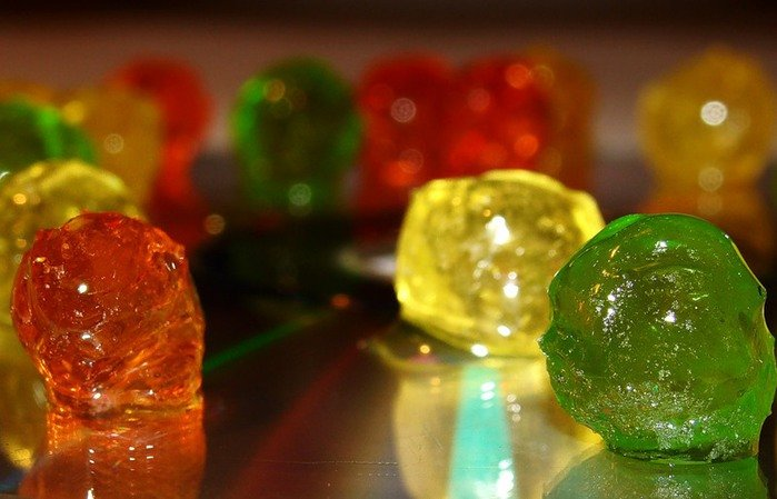 Рецепт Леденцы. Конфеты из ягод. Рецепт приготовления конфет дома.