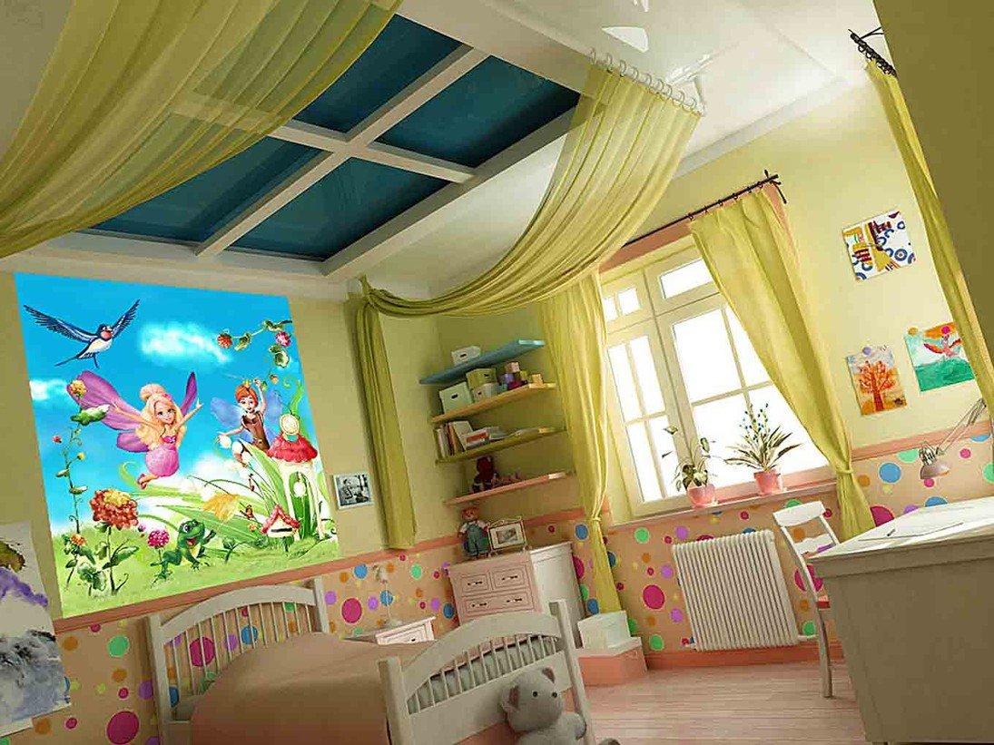 Картинки для детского интерьера