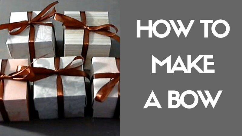 Казалось бы, что тут трудного завязать бант на подарке (имеется ввиду поверх упаковочной коробки). А на деле всё оказывается не всё так просто. Часто самодельные бантики получаются кривыми инеаккуратными. А еще с первого раза трудно понять как прави...