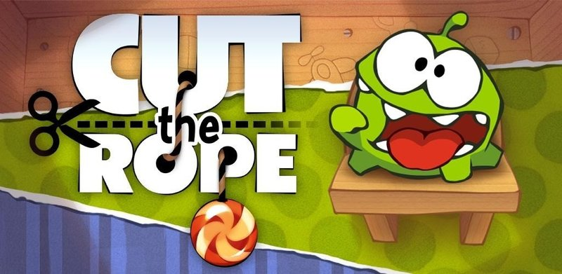 Кут зе Роуп (Cut the Rope)