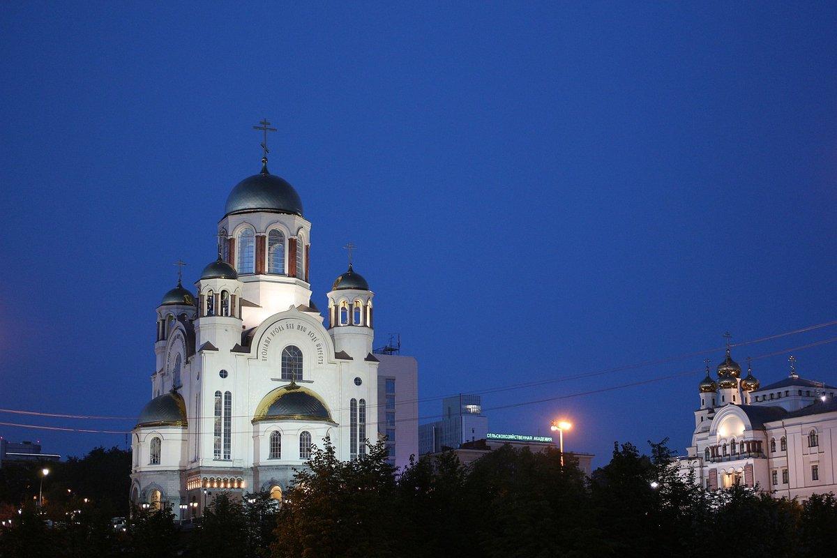 О новом храме Сретенского монастыря  ПравославиеRu