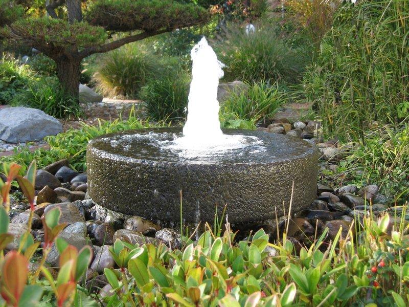 Как сделать своими руками фонтан для сада