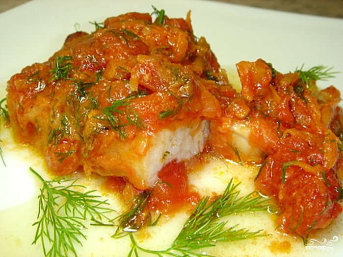 Толстолобик рецепт в мультиварке в томатном соусе