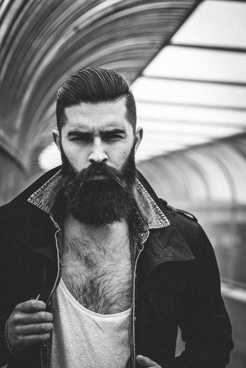Борода и сексуальности