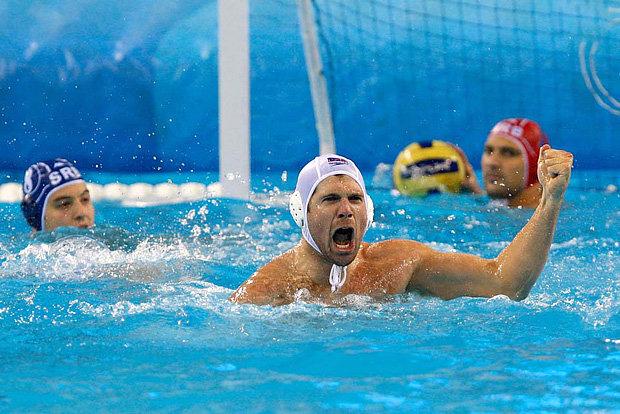 Водное поло на олимпиаде