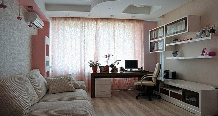 Дизайн однокомнатной квартиры в хрущевке