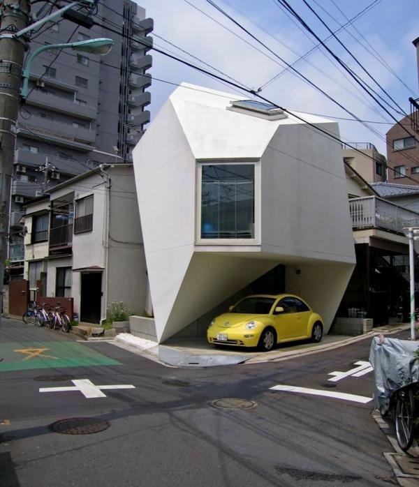 Небольшой домик