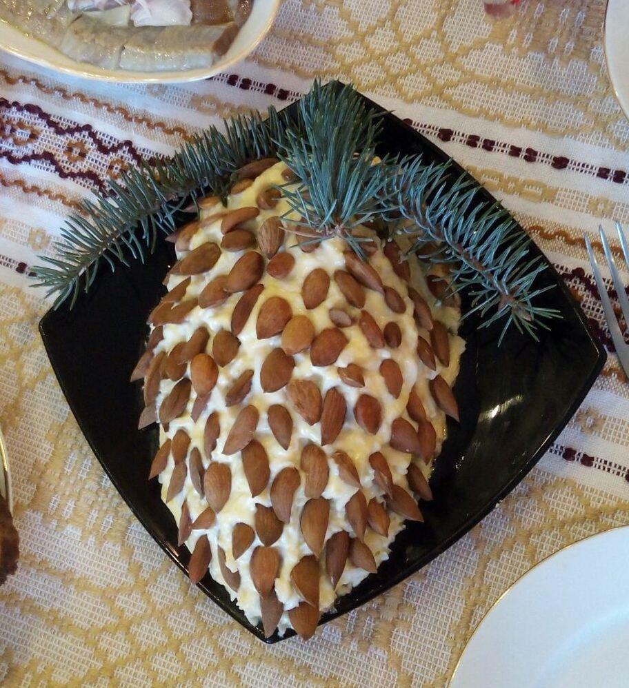 блога салат лесные шишки рецепт с фото выяснилось, лихач