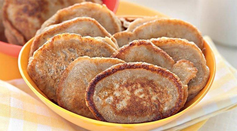 Овсяные оладьи рецепт с фото пошагово