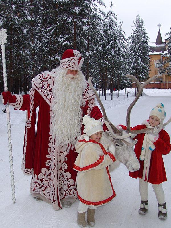 туманным дед мороз и снегурочка устюг картинки хотим вам пожелать