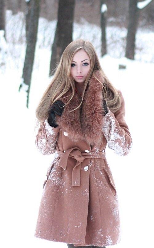 Алина Ковалевская — еще одна живая барби из Одессы