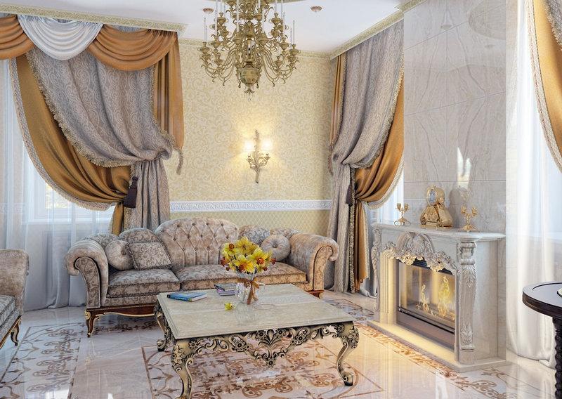 Что такое стиль ампир в интерьере - Дизайн интерьера двухуровневой квартиры, Деревенская кухня интерьер фото, Ищу работу дизайнера интерьера