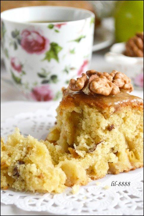 Яблочный пирог из Британской Колумбии рецепт с фотографиями