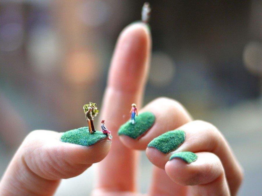 Наслаждайся живые, картинки самые смешные ногти