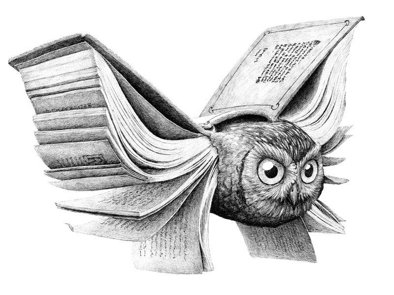 Мир трансформаций в сюрреалистичных иллюстрациях