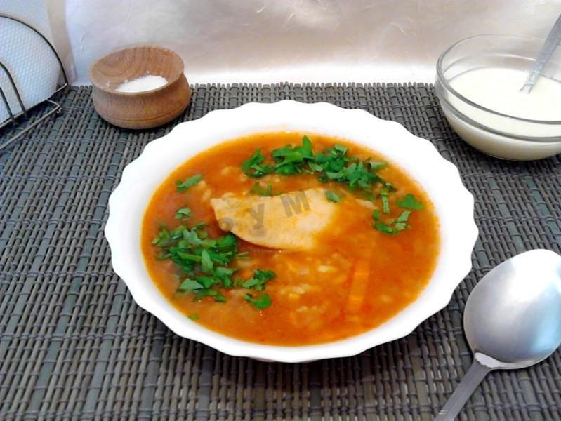 суп харчо с картошкой рецепт с фото из курицы