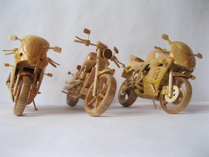 Мотоциклы из дерева | Поделки из дерева | Из дерева своими руками ... Image00001