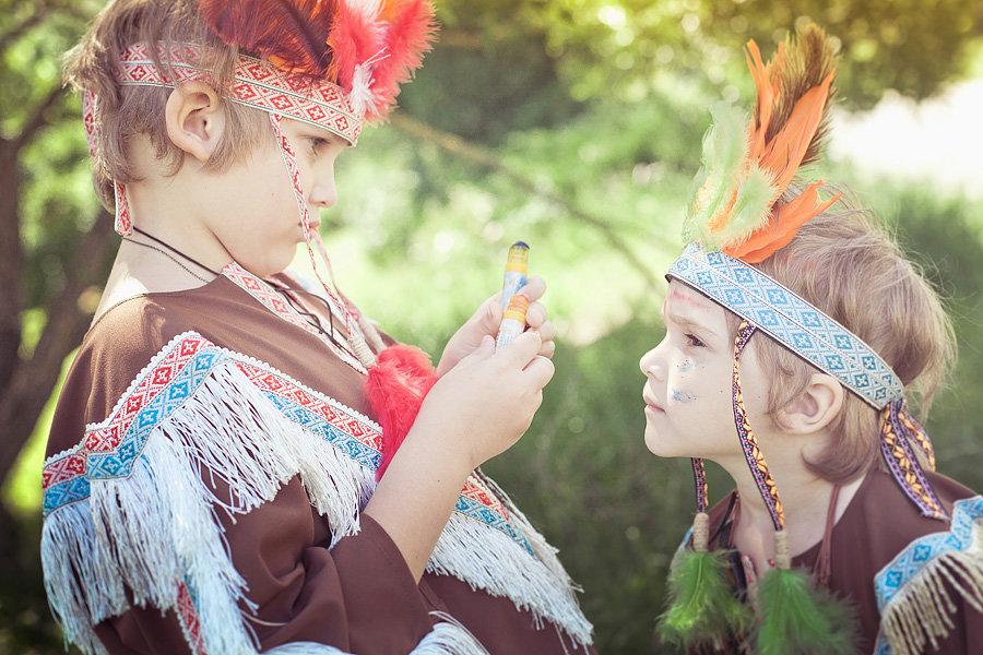 вечеринка индейцы картинки празднике