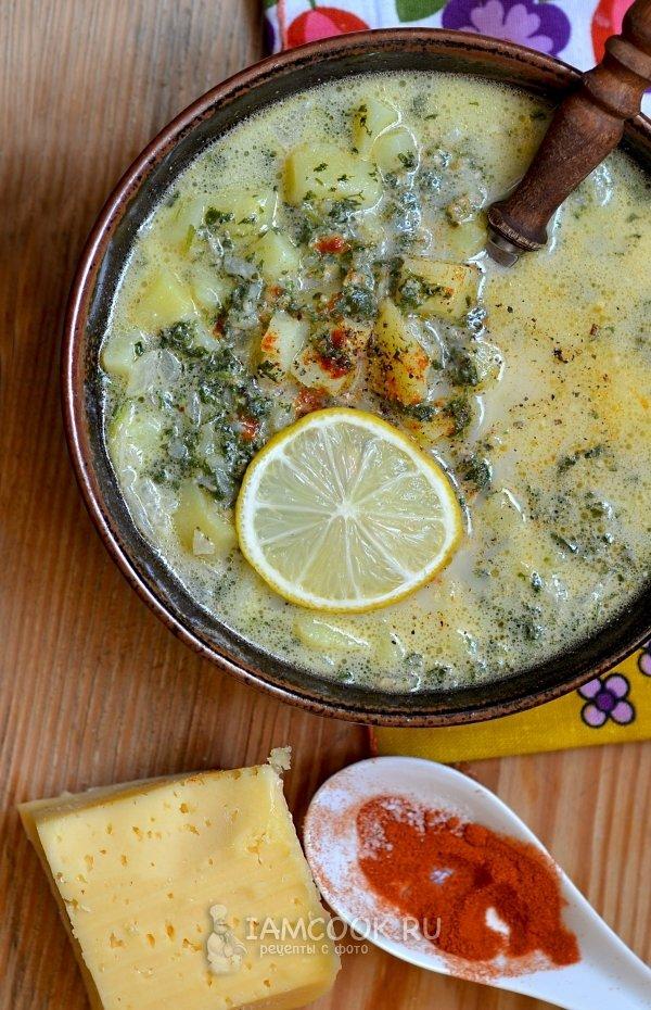 Суп из шпината замороженного рецепты с фото