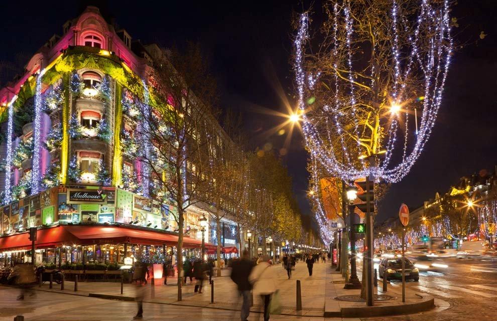 Рождество в франции в картинках