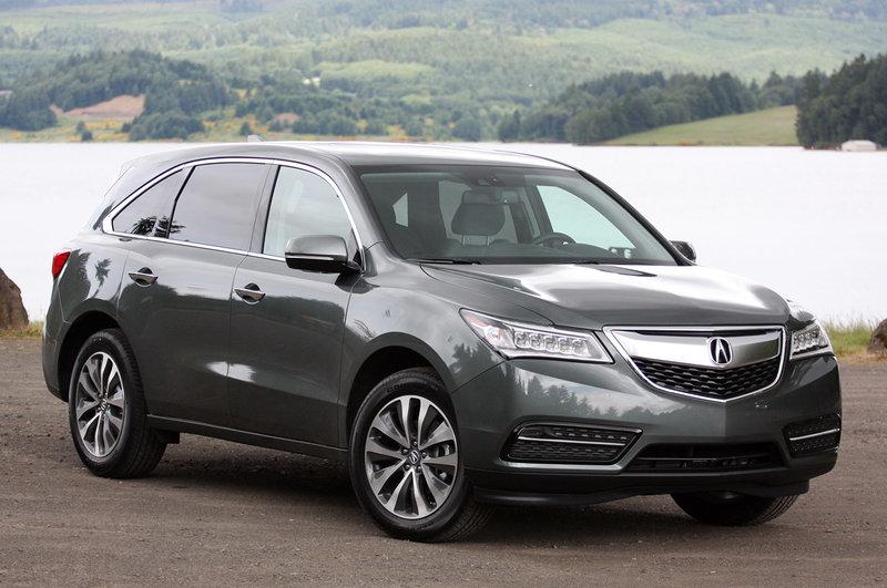 Все про Acura MDX 2014 - теÑнічні Ñарактеристики, фото, відео огляд і тест-драйв, а також ціна за якою можна купити нову MDX в Україні.