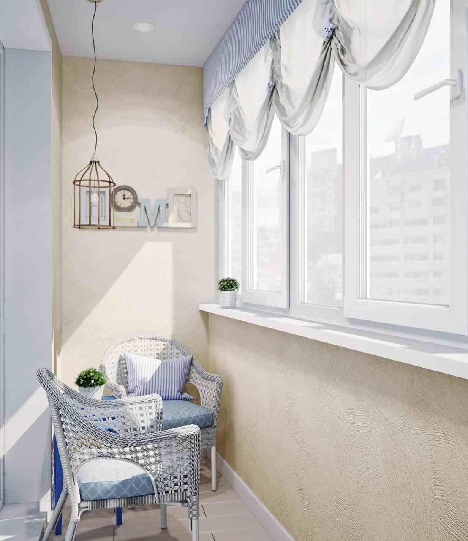 Дизайн балкона: фото и советы fotodesigna.ru intended for ба.