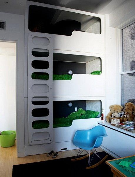 Как разместить двоих детей в одной комнате? Учимся