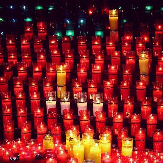 Monistrol de Montserrat #montserrat #spain #монастырь #испания