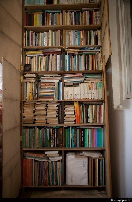 """Библиотека на балконе """" - карточка пользователя maria.alleks."""