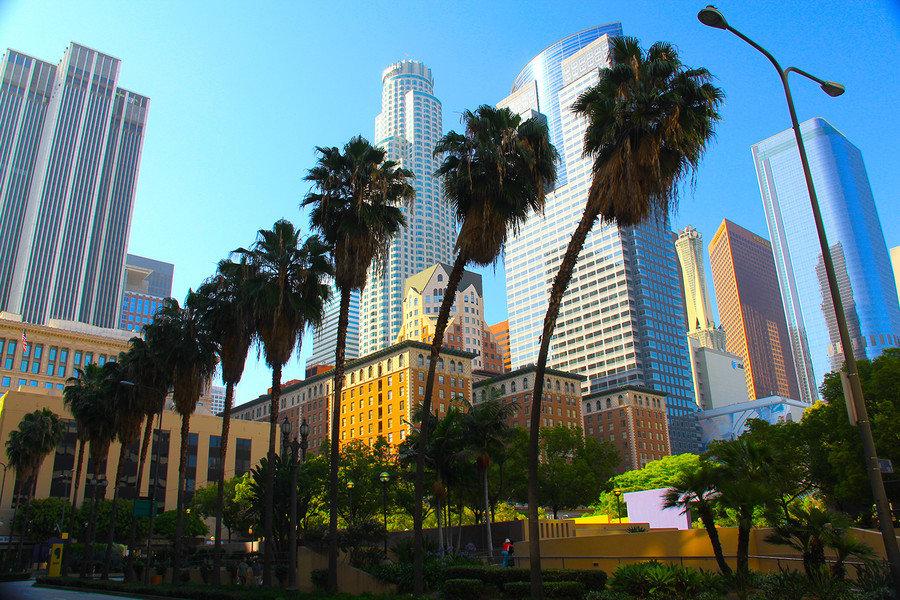 лос анджелес о городе с картинками химику только