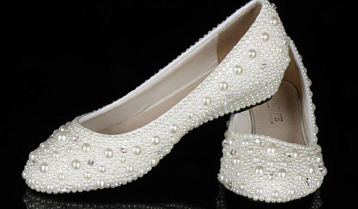 dd92cbe74 Свадебная обувь без каблука.» — карточка пользователя Олейник Дарья ...