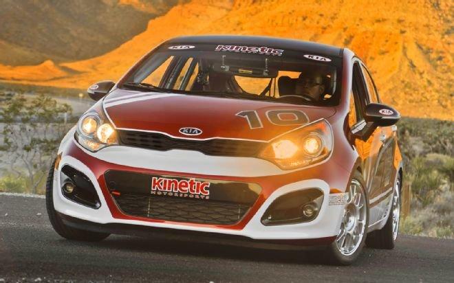 Kia Rio B-Spec Racer