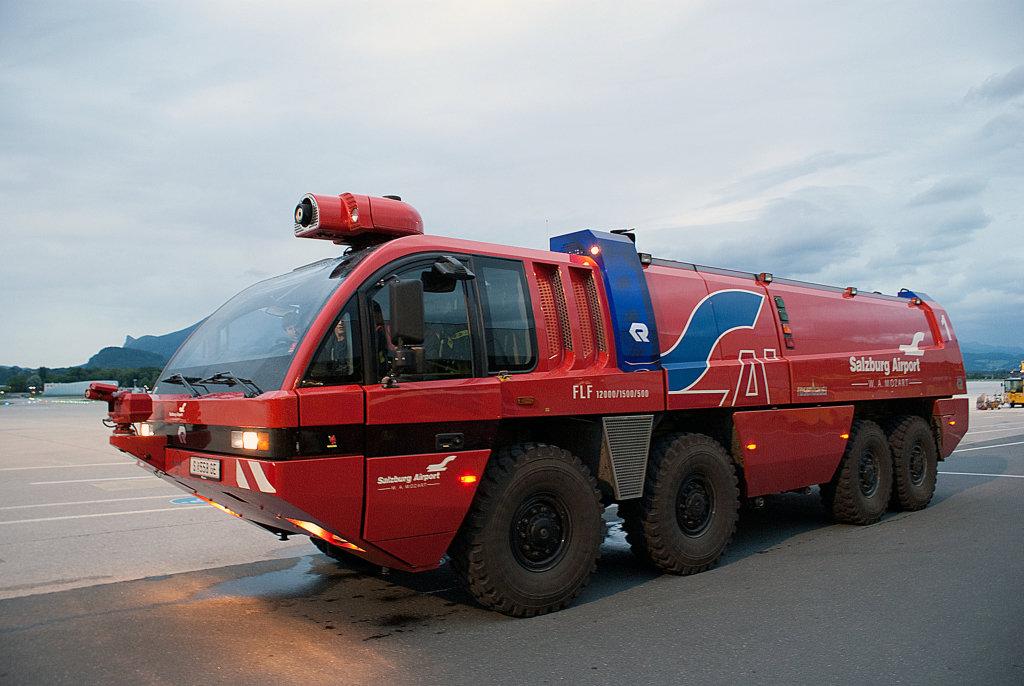 Пожарные машины российские