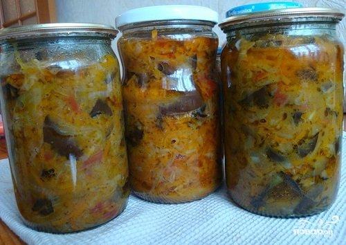 заготовки из капусты на зиму лучшие рецепты бабушки