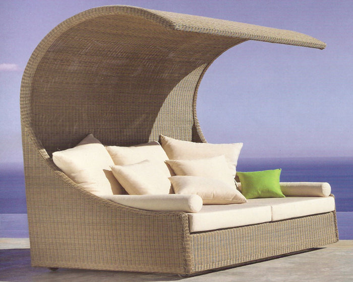 Ротанговая мебель плетенная в интерьере подборка фото.