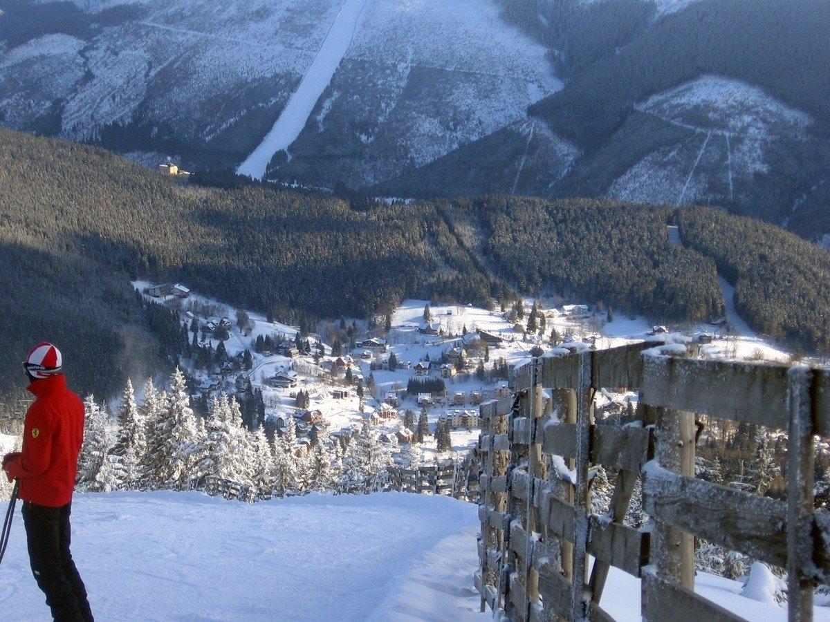 горнолыжные курорты чехии фото худощавого типа