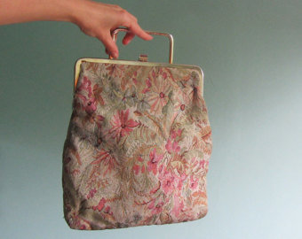 Shop for Handbags - Vintage on Etsy, the place to express your creativity through the buying and selling of handmade and vintage goods.